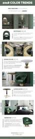 2018 color trends rocking a green decor in your mid century home