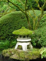 moss covered ishi doro japanese gardens and garden ideas