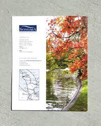 Sonoma State Map by Sonoma State University U2014 Jaclyn Karpiak