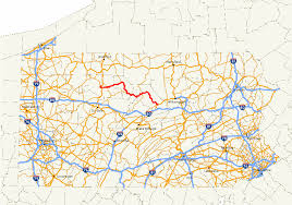 Pa Counties Map Pennsylvania Route 120 Wikipedia