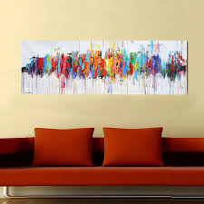 aliexpress com buy modern abstract oil paintings on canvas