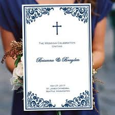 wedding ceremony programs diy 7 best wedding programs images on wedding program
