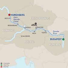 Canadian River Map Avalon Waterways Official Site A River Cruise Unlike Any Other
