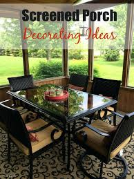small front porch decorating ideas for winter screened home plate