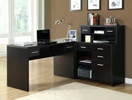 desk home desk with hutch black corner desk hutch home office