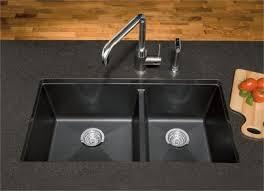 Undermount Granite Kitchen Sink Beautiful Black Composite Kitchen Sink On Small Kitchen Room With