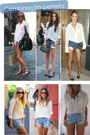 Extreme camisa e short jeans | Little Things @WK25