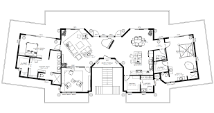 beach house layout beach house floor plans cottage raised bedroom condo island ocean