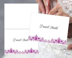 the 25 best diy place cards templates ideas on pinterest free