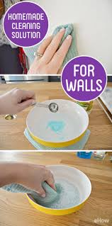 Clean Wall by Best 25 Cleaning Painted Walls Ideas On Pinterest Cleaning