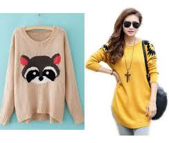 trendy sweaters and warm your output and health