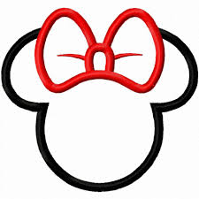 minnie mouse ear clip art free clipart images cliparting