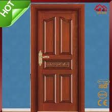 single door design mdf interior modern carved simple design wood door view simple