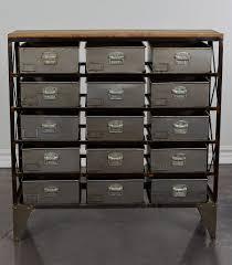Metal Drawer Cabinets Cambridge 15 Drawer Cabinet U2013 Downeast