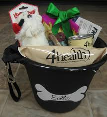 dog gift baskets diy dog gift basket christmas or donation idea emily reviews