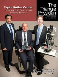 Chatham Medical Specialists Primary Care Siler City Nc The Triangle Physician March 2012 Taylor Retina Center By Ttpllc
