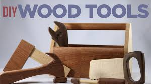 mike makes toy wood tools youtube