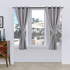 Insulated Curtains Blackout And Thermal Insulated Curtains For Window 52 X63 2