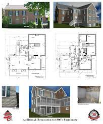 1800s Farmhouse Floor Plans Design Portfolio Stayco Homes