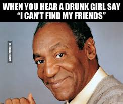 Drunk Girl Meme - drunk girl say i can t find my friends humoar com
