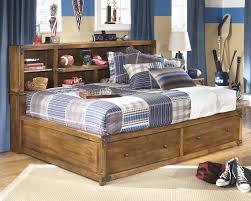bed low headboard beds shaker bookcase oak headboard queen boys
