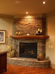 fireplace ideas with stone best 25 corner stone fireplace ideas on pinterest stone corner
