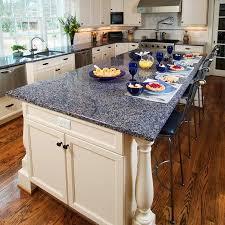 Kitchen Countertop Cabinets Best 25 Blue Kitchen Countertops Ideas On Pinterest Blue
