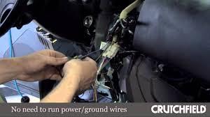 alpine ktp 445u power pack amplifier overview crutchfield video