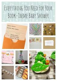 storybook themed baby shower 73 best book themed baby showers images on themed baby