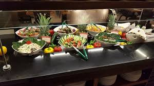 Salad Buffet Restaurants by Salad Buffet Picture Of Rodizio Rico The O2 London