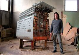 scrap wood sculpture scrapwood sculptures by der ende capturing capacity