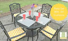 Diy Outdoor Furniture Covers - diy outdoor seat cushions