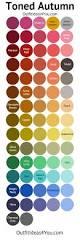 best 25 autumn color palette ideas on pinterest fall color