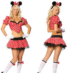 Minnie Mickey Halloween Costumes Aliexpress Image