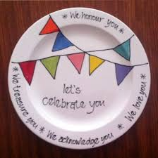 celebration plate celebration plate brightideasoutfit flickr