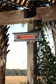 ceiling patio heater patio ideas ceiling mount natural gas infrared patio heater