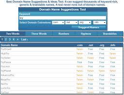 domain name generator domain name ideas domain name suggestions