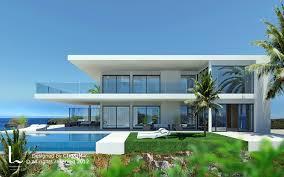 design villa dhm34000 modern design villa in la alqueria