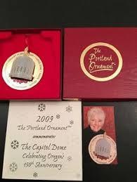 the portland ornament betty gimarelli brochure box no ornament
