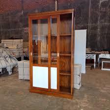 lemari pakaian minimalis sliding queeny queen furniture