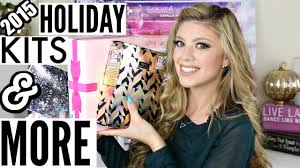 what u0027s new in makeup 2015 holiday sets u0026 more youtube