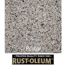 rust oleum stone spray paint pebble 400ml from homebase co uk