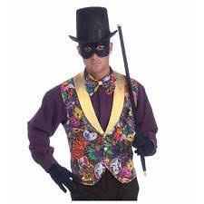 cardsadult mardi gras polyester costumes mardi gras forum novelties ebay