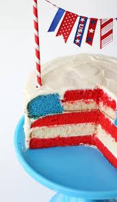 Usa Flag Photos Fondant Usa Flag Cake Fondant Cake Images