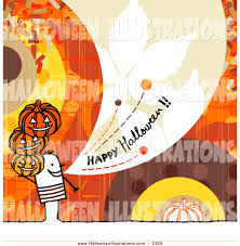happy halloween pumpkin clipart clip art of a stick man holding pumpkins and shouting happy