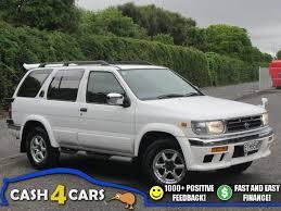 nissan terrano 1996 1996 nissan terrano pathfinder towbar 1 res cash4cars