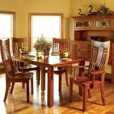 mission style dining room set mission style shaker vintage antique rustic furniture