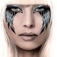 Fallen Angel Halloween Costume 20 Angel Makeup Ideas Theatrical Makeup