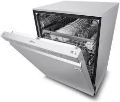 Quiet Dishwashers Lg Quadwash Dishwashers Quiet Powerful Energy Efficient Lg Usa