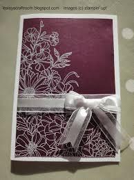 lesley u0027s craft room corner garden stampin u0027 up cards